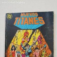 Cómics: NUEVOS TITANES TOMO RETAPADO CON LOS NUMEROS Nº 36 37 38 39 40. EDICIONES ZINCO. TDKC68. Lote 210770171