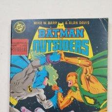Cómics: BATMAN Y LOS OUTSIDERS. RETAPADO Nº 4 CON LOS NUMEROS Nº - 16 17 18 19 Y 20. EDICIONES ZINCO. TDKC68. Lote 210770549