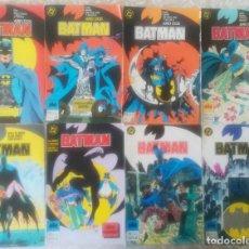 Cómics: BATMAN AÑO DOS 4,5,6,7,12,14,15,16. Lote 210814307
