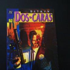 Cómics: CASI EXCELENTE ESTADO BATMAN DOS CARAS ZINCO. Lote 210826755