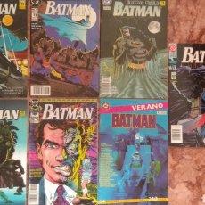 Cómics: BATMAN ESPECIALES. Lote 210938239