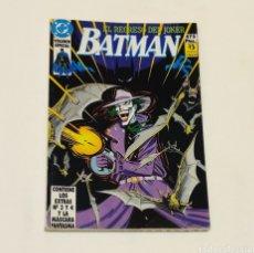 Cómics: CÓMIC EL REGRESO DEL JOKER, BATMAN. EDICIÓNES ZINCO. VOLUMEN ESPECIAL. Lote 210976099