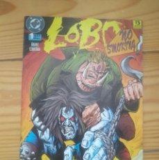 Cómics: LOBO NO SMOKING - PROCEDE DE RETAPADO. Lote 211256990