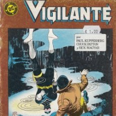 Cómics: VIGILANTE Nº 25 - DC - EDICIONES ZINCO. Lote 211278460