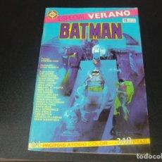 Cómics: ESPECIAL VERANO BATMAN. Lote 211492197
