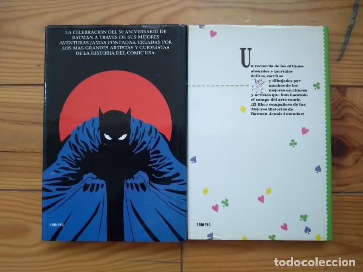 Cómics: Las Mejores Historias de Batman y El Joker Jamás Contadas - Foto 5 - 211580567