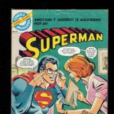 Cómics: 15 COMICS DE SUPERMAN EDITORIALES VARIADAS DE LOS AÑOS 1980 - 1983 SE VENDEN SUELTAS A 3E UNIDAD. Lote 211592876