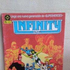 Cómics: INFINITY INC 1. Lote 211636459