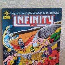 Cómics: INFINITY INC 4. Lote 211636524