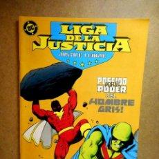 Cómics: LIGA DE LA JUSTICIA Nº 6 : POSEÍDO POR EL PODER DEL HOMBRE GRIS. Lote 211860565