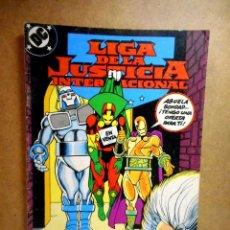 Cómics: LIGA DE LA JUSTICIA INTERNACIONAL Nº 17 : APOKOLIPS. Lote 211860882