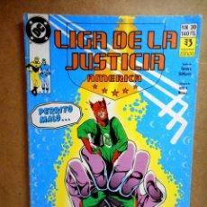 Cómics: LIGA DE LA JUSTICIA AMÉRICA Nº 30 : GNORT POR EL GNORTE. Lote 211861373