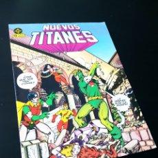 Comics: EXCELENTE ESTADO NUEVOS TITANES 18 ZINCO. Lote 211865641