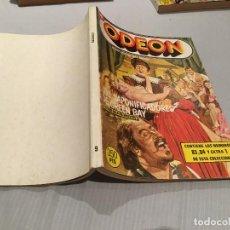 Cómics: ODEON TOMO RETAPADO CON LOS Nº 83 - 84 Y EXTRA 1 -EDICIONES ZINCO. Lote 221532445