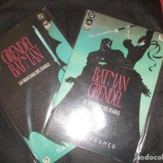 Cómics: BATMAN GRENDEL COMPLETA 2 NUMEROS BUEN ESTADO. Lote 211938721