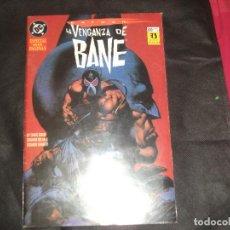 Cómics: BATMAN LA VENGANZA DE BANE BUEN ESTADO. Lote 211938731