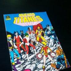 Comics: CASI EXCELENTE ESTADO NUEVOS TITANES 21 ZINCO. Lote 211948357