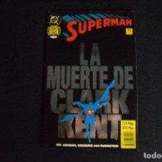 Cómics: SUPERMAN. LA MUERTE DE CLARK KENT LIBRO 1 (EDICIONES ZINCO). Lote 212010968