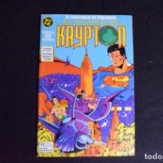 Cómics: SUPERMAN. EL MUNDO DE KRYPTON. ESPECIAL 52 PÁGINAS Nº1 (EDICIONES ZINCO). Lote 212011687