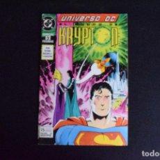Cómics: SUPERMAN. EL MUNDO DE KRYPTON. ESPECIAL 52 PÁGINAS Nº2 (EDICIONES ZINCO). Lote 212012146