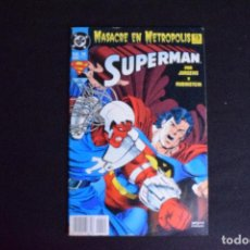 Cómics: SUPERMAN. MASACRE EN METROPOLIS Nº15 (EDICIONES ZINCO). Lote 212013027