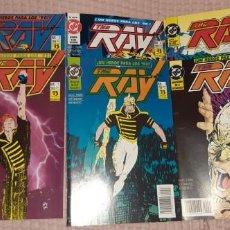 Cómics: THE RAY: 1 AL 6. COMPLETA. JOE QUESADA. ZINCO DC.. Lote 212155720