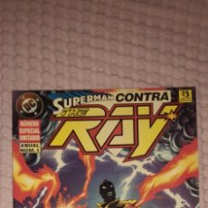 Cómics: THE RAY - SUPERMAN. TOMO. OSCAR JIMENEZ. ZINCO DC.. Lote 212155800