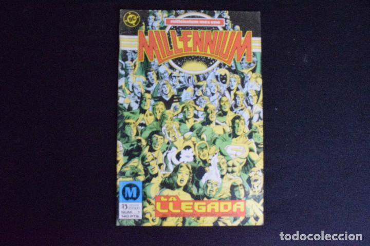 MILLENNIUM: LA LLEGADA Nº1 (EDICIONES ZINCO) (Tebeos y Comics - Zinco - Millenium)