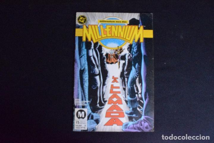MILLENNIUM: LA LLAMADA Nº2 (EDICIONES ZINCO) (Tebeos y Comics - Zinco - Millenium)