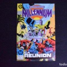 Cómics: MILLENNIUM: LA REUNIÓN Nº3 (EDICIONES ZINCO). Lote 212185442