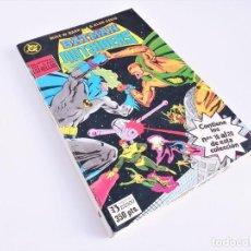 Cómics: BATMAN Y LOS OUTSIDERS EDICIONES ZINCO RETAPADO Nº 16, 17, 18, 19 Y 20 ALAN DAVIS MIKE W. BARR. Lote 212488875