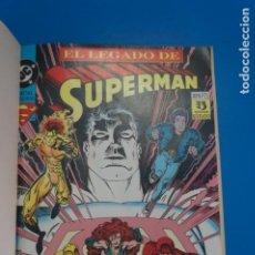Cómics: COMIC RETAPADO DE SUPERMAN GREEN LANTERN SHAZAM AÑO 1979 Nº 9 NUMEROS EDICIONES VERTICE LOTE 35 C. Lote 212585323
