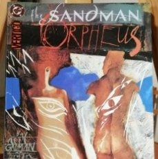Cómics: THE SANDMAN - ORPHEUS. Lote 212629606