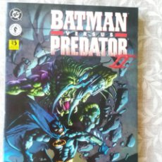 Cómics: BATMAN VS PREDATOR 2. Lote 212644675