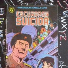 Cómics: ZINCO - ESCUADRON SUICIDA NUM. 1 .MISION EN MOSCU. Lote 212723426