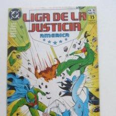 Cómics: LIGA DE LA JUSTICIA AMERICA Nº 32 ZINCO MUCHOS MAS A LA VENTA MIRA TUS FALTAS CX62. Lote 212866368
