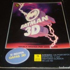 Comics : BATMAN 3D SE INCLUYEN GAFAS 3 D. Lote 212958101