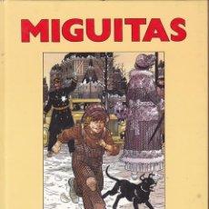 Cómics: COMIC TAPA DURA MIGUITAS DICK MATENA. Lote 213220260