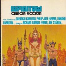 Cómics: COMIC INFINITUM CIENCIA FICCION CORBEN STARLIN ETC...... Lote 213220357