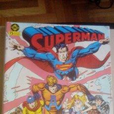 Cómics: SUPERMAN. ZINCO. RETAPADO 11 AL 15.. Lote 213237942