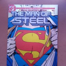 Cómics: PLACA COLECCIÓN SUPERMAN. Lote 213310045
