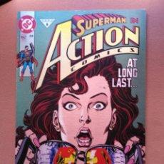 Cómics: PLACA COLECCIÓN SUPERMAN. Lote 213310235
