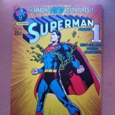 Cómics: PLACA COLECCIÓN SUPERMAN. Lote 213310411