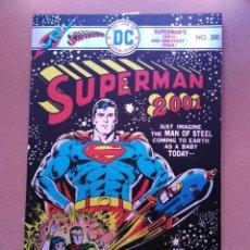 Cómics: PLACA COLECCIÓN SUPERMAN. Lote 213310707