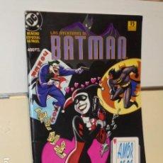 Comics : LAS AVENTURAS DE BATMAN NUMERO ESPECIAL 68 PAGS. AMOR LOCO - ZINCO. Lote 213424045