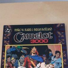 Cómics: TOMO CAMELOT 3000, DC, ZINCO. BRIAN BOLLAND. Lote 213574220