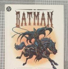 Cómics: BATMAN. EL AZUL, EL GRIS Y EL MURCIELAGO. NUMERO UNICO. ZINCO 1993. Lote 213685393