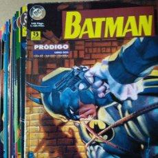 Cómics: BATMAN: LA CAÍDA DEL MURCIÉLAGO ZINCO (SAGA COMPLETA). Lote 213740948