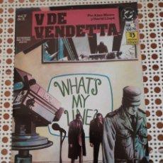 Cómics: V DE VENDETTA. NUM 5. Lote 213791420