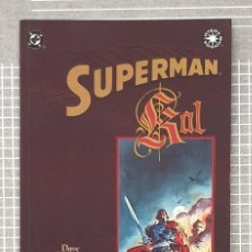 Cómics: SUPERMAN. KAL DE DAVE GIBBONS Y J.L. GARCIA LOPEZ. NUMERO UNICO. ZINCO 1995. Lote 213861500